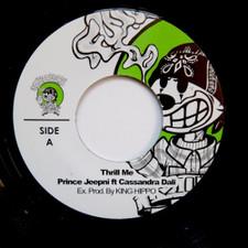 "Prince Jeepni - Thrill Me - 7"" Vinyl"