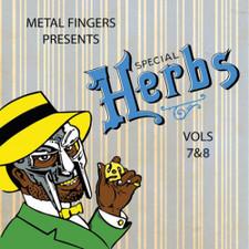 MF Doom - Special Herbs Vol. 7 & 8 - 2x LP Vinyl