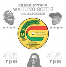 "Wailing Souls + Alborosie - Shark Attack - 7"" Vinyl"