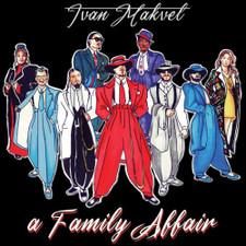 Ivan Makvel - A Family Affair - LP Vinyl
