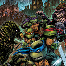 John DuPrez - Teenage Mutant Ninja Turtles II: The Secret Of The Ooze (Original Motion Picture Soundtrack) - LP Colored Vinyl
