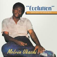 Melvin Ukachi - Evolution (Bring Back The Ofege Beat) - LP Clear Vinyl