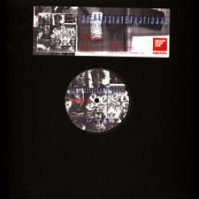 "Seekers International - Ragga Preservation Society Ep - 12"" Vinyl"