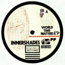 """Innershades - A World That Matters Ep - 12"""" Vinyl"""