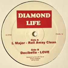 """Lmajor / Decibella - Diamond Life 10 - 12"""" Vinyl"""