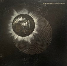 "Sun People - Transitions - 12"" Vinyl"
