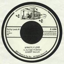 "Robert Dallas - Strictly Love - 7"" Vinyl"