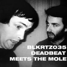 Deadbeat & The Mole - Deadbeat Meets the Mole - 2x LP Vinyl