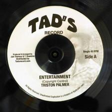 "Tristan Palmer - Entertainment - 7"" Vinyl"