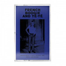 Chris Hound - French Boogie And Ye-Ye - Cassette