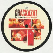"Crackazat - Period Works (Album Sampler) - 12"" Vinyl"