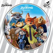 Michael Giacchino - Music From Zootopia (Original Score) - LP Picture Disc Vinyl