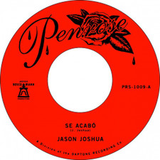 "Jason Joshua - Se Acabo - 7"" Vinyl"