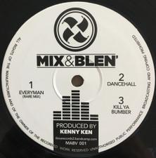 """Kenny Ken - Everyman (Rare Mix) - 12"""" Vinyl"""