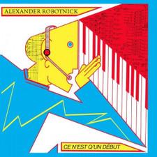 Alexander Robotnick - Ce N'est Q'un Debut - LP Vinyl
