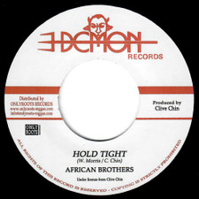 """African Brothers - Hold Tight - 7"""" Vinyl"""