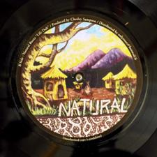 "Natural Roots - Children Of Jah - 7"" Vinyl"