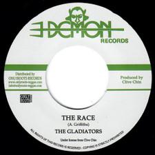 """The Gladiators - The Race - 7"""" Vinyl"""