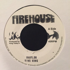 """King Kong - Babylon - 7"""" Vinyl"""