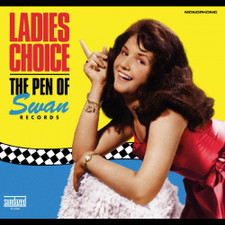 Various Artists - Ladies Choice: The Pen Of Swan Records RSD - LP Colored Vinyl