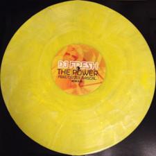 """DJ Fresh - The Power (Remixes) - 12"""" Vinyl"""