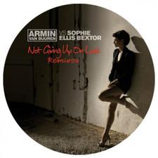 """Armin Van Buuren / Sophie Ellis-Bextor - Not Giving Up On Love (Remixes) - 12"""" Vinyl"""