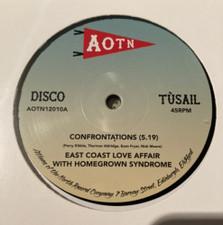 "East Coast Love Affair - Confrontations - 12"" Vinyl"