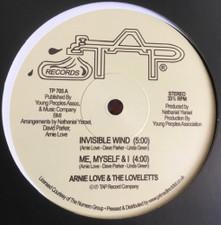 "Arnie Love & The Loveletts - Invisible Wind RSD - 7"" Vinyl"