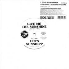 """Leo's Sunshipp - Give Me The Sunshine RSD - 7"""" Vinyl"""