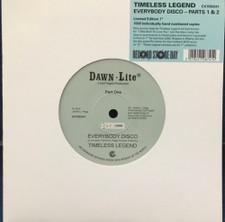 "Timeless Legend - Everybody Disco RSD - 7"" Vinyl"