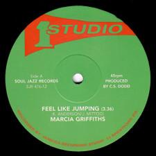 "Marcia Griffiths - Feel Like Jumping - 12"" Vinyl"