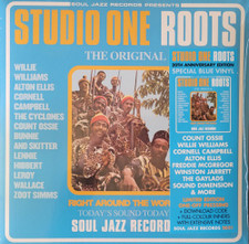 Various Artists - Studio One Roots - 2x LP Colored Vinyl