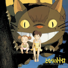 Joe Hisaishi - My Neighbor Totoro: Image Album - LP Vinyl