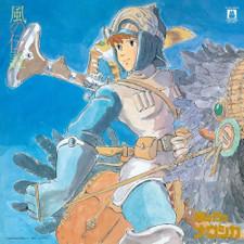 Joe Hisaishi - Nausicaa Of The Valley Of Wind: Symphony Version - LP Vinyl