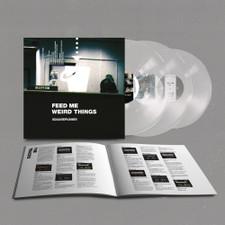 "Squarepusher - Feed Me Weird Things - 2x LP Clear Vinyl+10"""