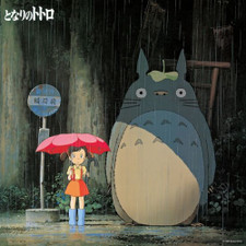 Joe Hisaishi - My Neighbor Totoro: Sound Book - LP Vinyl