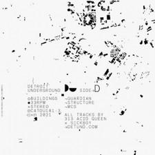 """313 Acid Queen + Sickboy - Buildings - 12"""" Vinyl"""