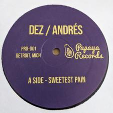 "Dez / Andres - Sweetest Pain - 12"" Vinyl"