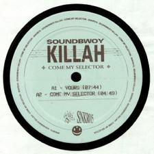 "Soundbwoy Killah - Come My Selector - 12"" Vinyl"