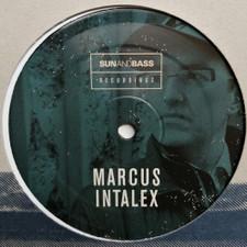 """Marcus Intalex - s/t Ep - 12"""" Vinyl"""