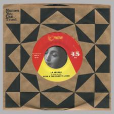 """Alba & The Mighty Lions - La Verdad / Esperando - 7"""" Vinyl"""