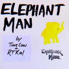 """Equiknoxx - Elephant Man - 12"""" Vinyl"""