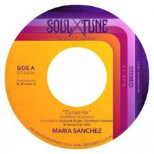 "Maria Sanchez - Dynamite - 7"" Vinyl"