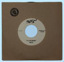 """Mitzi Ross - I'll Do More For You Baby - 7"""" Vinyl"""