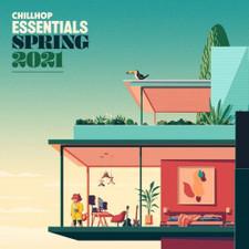 Various Artists - Chillhop Essentials - Spring 2021 - 2x LP Vinyl