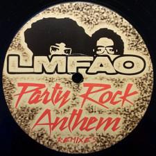 """LMFAO - Party Rock Anthem (Remixes) - 12"""" Vinyl"""