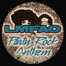"""LMFAO - Party Rock Anthem (Dubstep Remixes) - 12"""" Vinyl"""