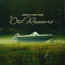 Curren$y & Harry Fraud - The OutRunners - LP Vinyl