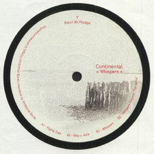"""Continental - Whispers - 12"""" Vinyl"""