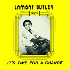 Lamont Butler - It's Time For A Change - LP Vinyl
